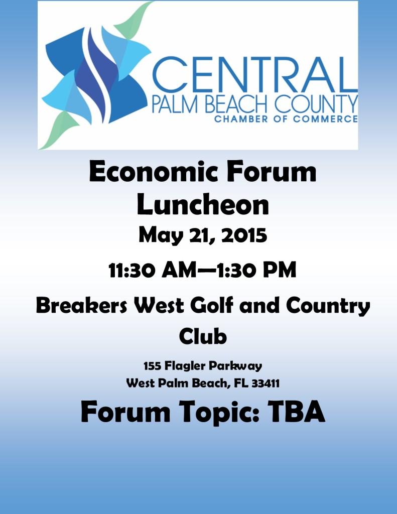 Economic Forum Generic