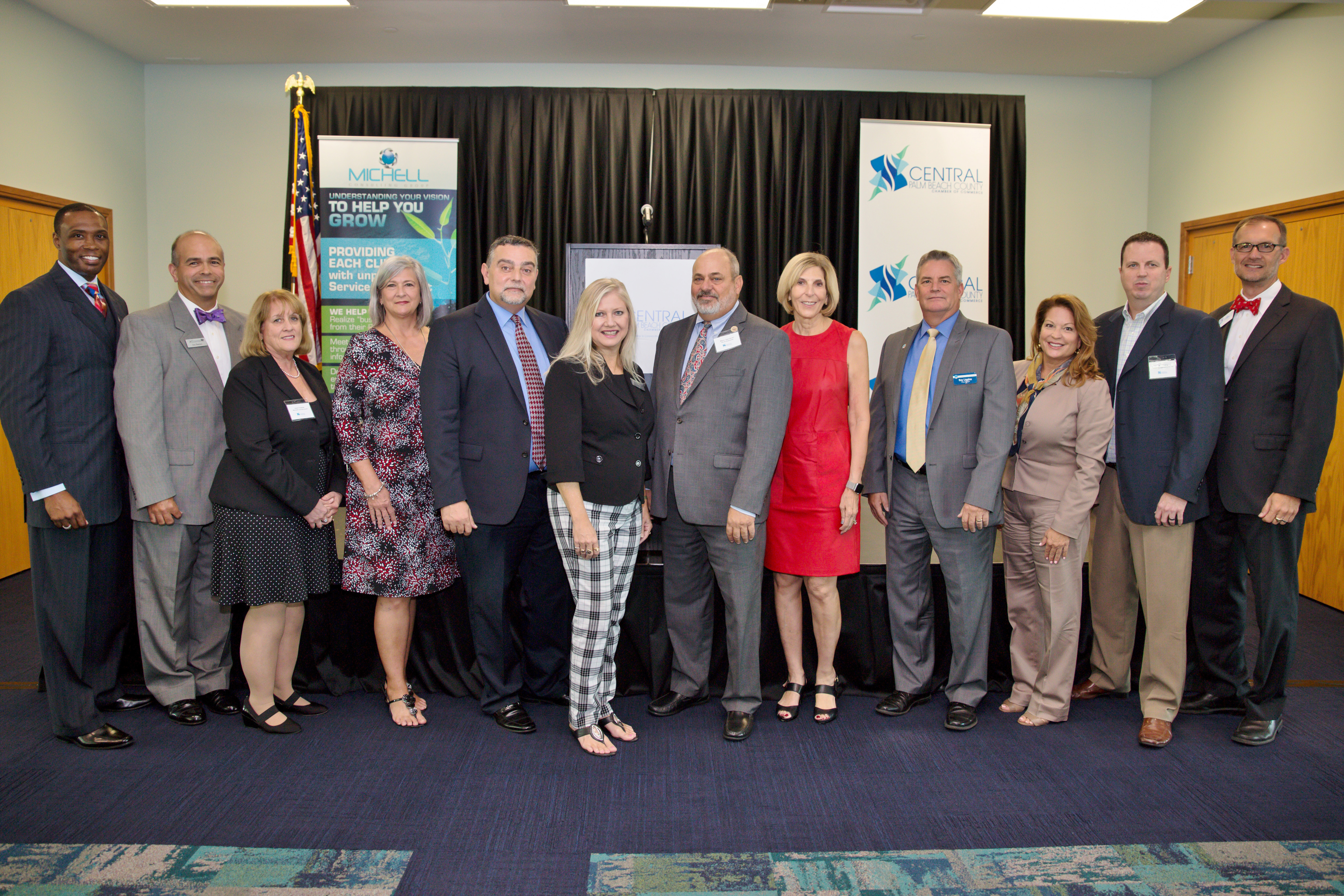 Central Chamber Of The Palm Beaches