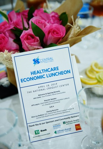 April 2019 Healthcare Luncheon