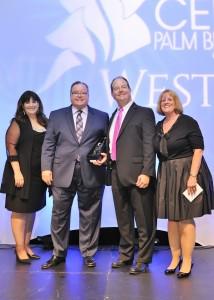 David Leland Chamber MVP of the Year