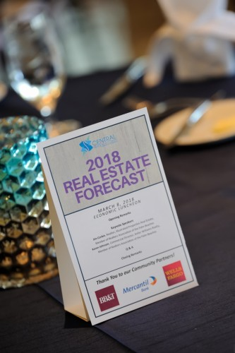 March 2018 Real Estate Forecast - Economic Luncheon
