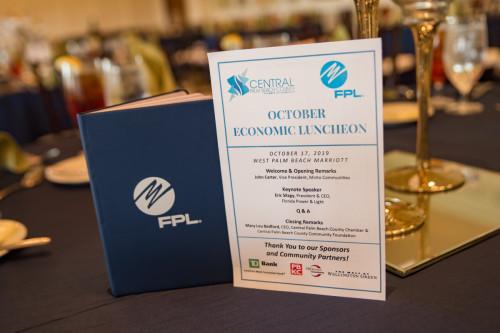 October 2019 Economic Luncheon