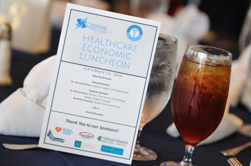 September 2018 Healthcare Luncheon